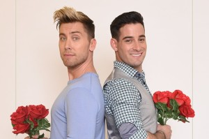 Lance Bass And Michael Turchin Re-Create 8 Romantic Comedy Covers