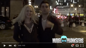 A Drunk Girl Walks Around The Streets Of NYC. What Guys Do To Her May Surprise You.